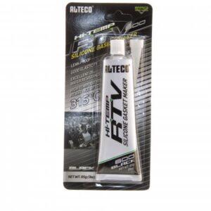 ALTEKO Высокотемпературный силиконовый герметик прокладок (черный) 85г арт. 17861K