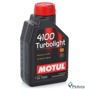 Motul Авто 4100Turbolight 10W40 1л (12) арт. 102774