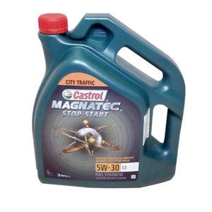 CASTROL Magnatec Stop-Start 5W30 (синт) 5л арт. 15729A