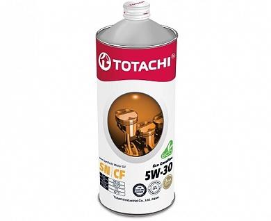 TOTACHI SN/CF 5W30 Eco Gasoline (п/синт) 1л арт. 4589904-934858