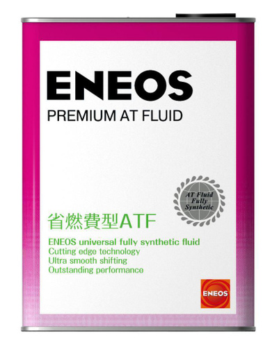 ENEOS Premium АТ Fluid для АКПП 4 л арт. 8809478-942032