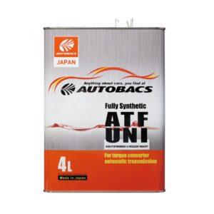 AUTOBACS ATF UNI FS Масло трансмиссионное для АКПП 4л арт. А01555200