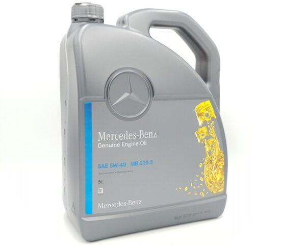 Масло моторное 5W40 (5L) PKW Synthetic Motorenol (синт.)! EUMB 229.5 арт. 000989790213BIFR