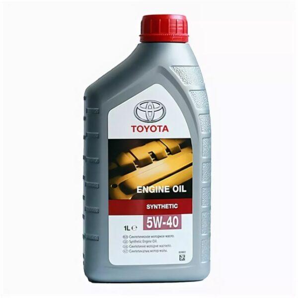 Toyota Engine Oil SL5w40 (088080376) 1л (3) арт. 08880-80376