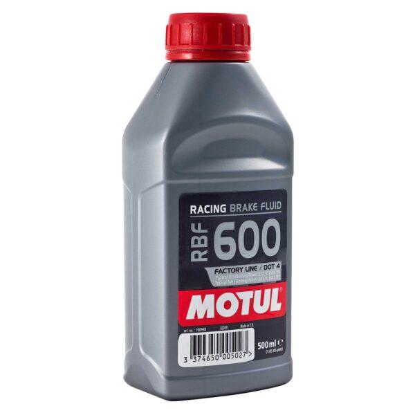 Motul RBF 600 FL 0,5 л тормозная жидкость арт. 100948