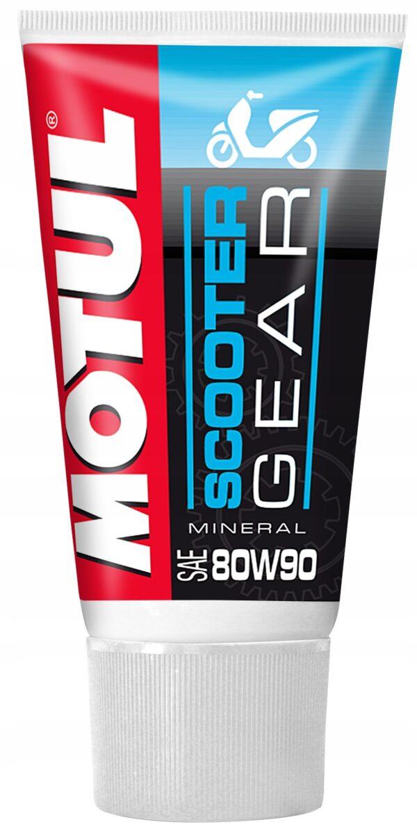 Motul Мото Scooter Gear 80W90 0,15 л. (24) - масло трансмиссионное, шт арт. 101269