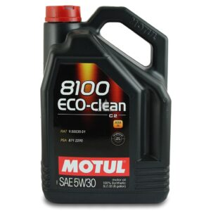 Motul Авто 8100 Eco-clean C2 5W30 5 л. (4) - масло моторное, шт арт. 101545
