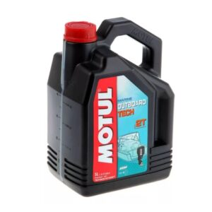 Motul Вода Outboard Tech. 2T 5 л. (4) - масло моторное, шт арт. 101728