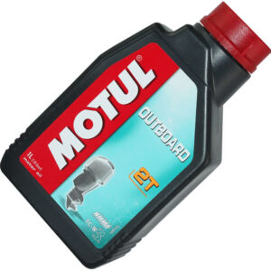 Motul Вода Outboard 2T 1 л. (12) - масло моторное, шт арт. 102788