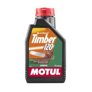 Motul Агро Timber 120 1 л. (12) - масло для садовой техники, шт арт. 102792
