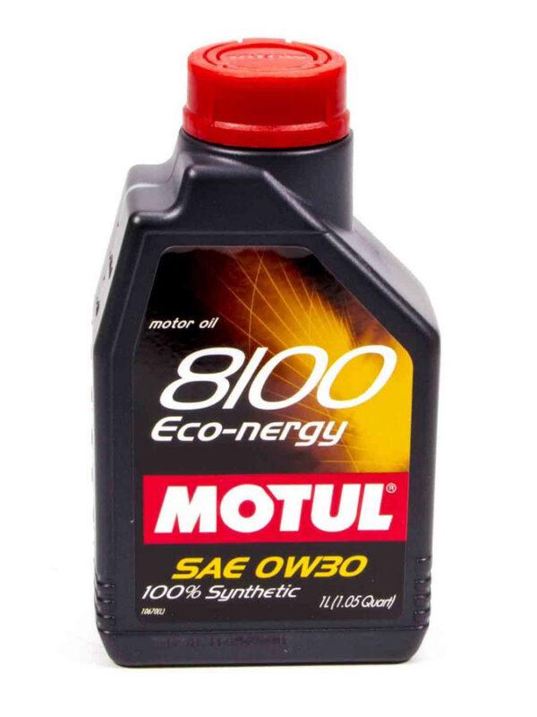 Motul Авто 8100 Eco-nergy 0W30 1 л. (12) - масло моторное, шт арт. 102793