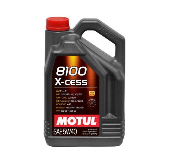 Motul Авто 8100 Eco-nergy 0W30 5 л. (4) - масло моторное, шт арт. 102794