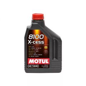 Motul Авто 8100 X-cess 5W40 2 л. (12) - масло моторное, шт арт. 102869