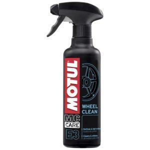 Motul Мото E3 Wheel Clean - Средство для очистки колес 0,4 л. (12), шт арт. 102998