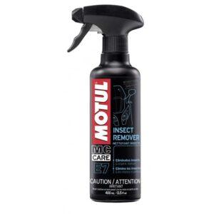 Motul Мото E7 Insect Remover - Средство для очистки стекла 0,4 л. (12), шт арт. 103002