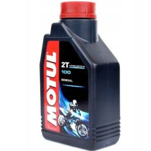 Motul Мото 100 Motomix 2T 1 л. (12) - масло моторное, шт арт. 104024