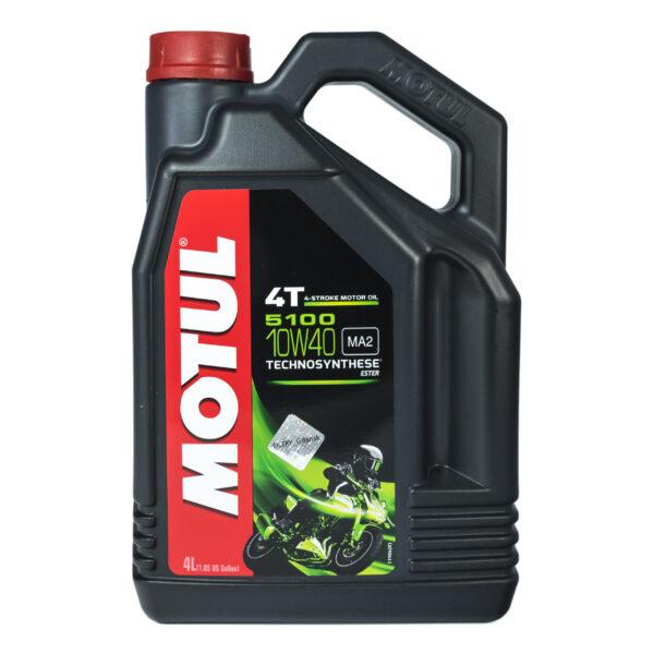 Motul Мото 5100 4T 10W40 4 л. (4) - масло моторное, шт арт. 104068