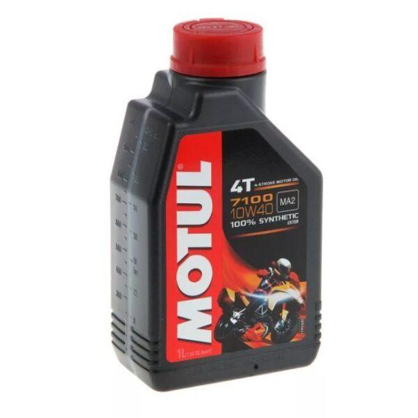 Motul Мото 7100 4T 10W40 1 л. (12) - масло моторное, шт арт. 104091