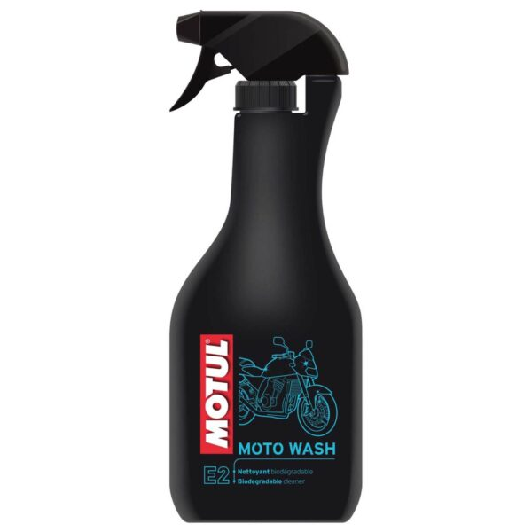 Motul Мото E2 Moto Wash - Средство для очистки всего мотоцикла 1 л. (12), шт арт. 105505