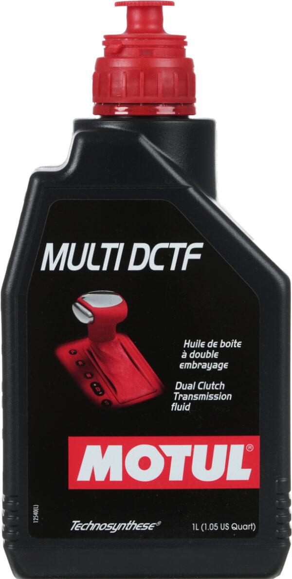 Motul Авто Multi DCTF 1 л. (12) - масло трансмиссионное, шт арт. 105786