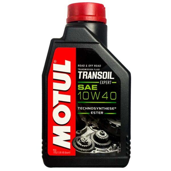 Motul Мото Transoil Expert 10W40 1 л. (12) - масло трансмиссионное, шт арт. 105895