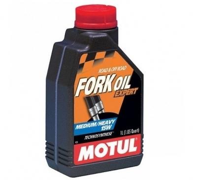Motul Мото Fork Oil Expert Medium 10W 1 л. (6) - масло вилочное, шт арт. 105930