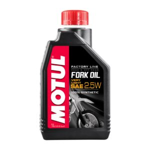 Motul Мото Fork Oil FL Very Light 2,5W 1 л. (6) - масло вилочное, шт арт. 105962