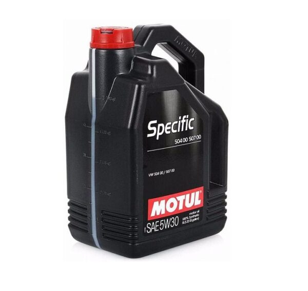Motul Авто Specific 504 00/507 00 5W30 5 л. (4) - масло моторное, шт арт. 106375