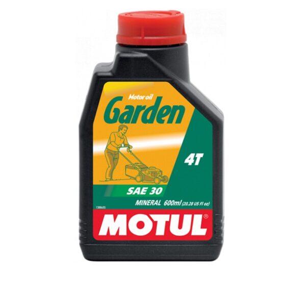 Motul Агро Garden 4T SAE30 0,6 л. (12) - масло для садовой техники, шт арт. 106999