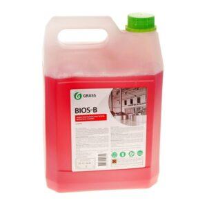"""Чистящее средство для очистки и обезжиривания различных поверхностей """"Bios B"""" (канистра 5,5 кг) арт. 125201"""