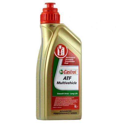CASTROL ATF Multivehicle Жидкость АКПП синт. 1л арт. 14FFCF