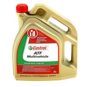 CASTROL ATF Multivehicle Жидкость АКПП синт. 5л (4) арт. 14FFD1