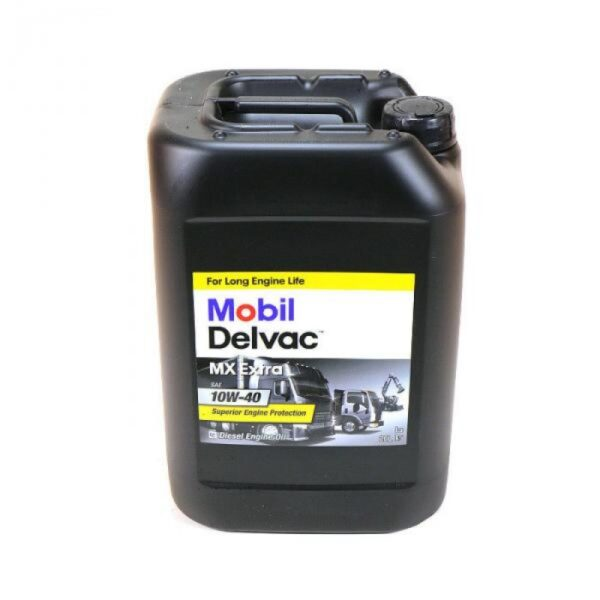 Масло моторное Mobil Delvac MX EXTRA 10W40 20л арт. 152673
