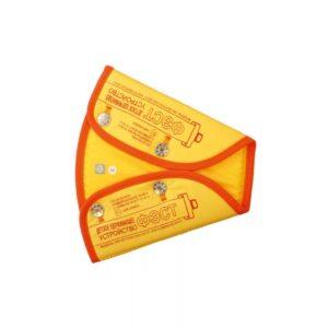 """Детское удерживающие устройство (пуговицы) без лямки (Упаковка ПВХ) оранж. """"ФЭСТ"""" арт. 15418217010"""
