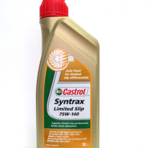 Castrol Syntrax Limited Slip 75W140 1л Трансмиссионное масло синтетическое арт. 1543CD - Br-NKZ