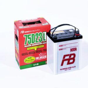 Аккумулятор 65А/ч о/п ASIA SuperNova 75D23L(620A EN) арт. 22007