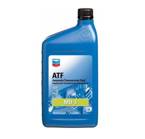 Жидкость АКПП CHEVRON ATF DEXTRON-III/MERCON 0,946л арт. 226502721
