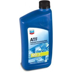 CHEVRON ATF DEXRON IIIMERCON 0.946мл (псинт. жидкость для АКП) арт. 23968397692