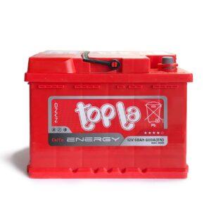 Аккумулятор 60А/ч о/п Topla Energy арт. 25004