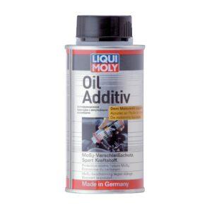Антифрикц.присадка с дисуьфидом молибдена в мот.масло Oil Additiv (0.125л) Liqui Moly 3901(12шт/кор) арт. 3901