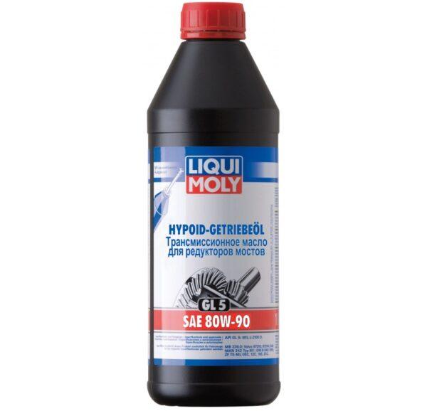 Масло LiquiMoly GL-5 80W90 Hypoid-Getrieb. минеральное трансмис. (1л) 3924 (6шт/кор) арт. 3924
