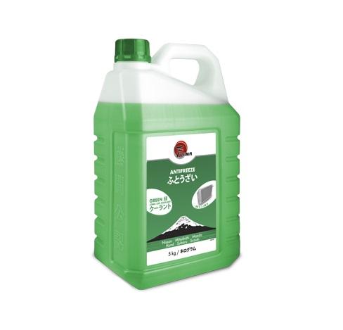Антифриз - 50 FUJIMA LongLife GREEN 5кг зеленый (4шт/кор) арт. 4001