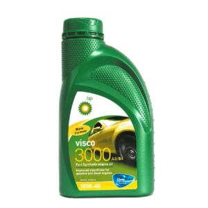 BP Visco 3000 10W40 1л Моторное п с масло для всех четырехтактных бензиновых и дизельных двигателей арт. 4260041-011168