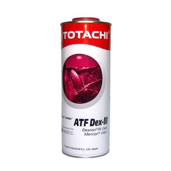TOTACHI Niro ATF Dexron-III Жидкость АКПП гидрокрекинг 1л арт. 4589904-523618