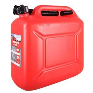 Канистра для топлива в комплекте с крышкой и лейкой 10л 3TON арт. 55298
