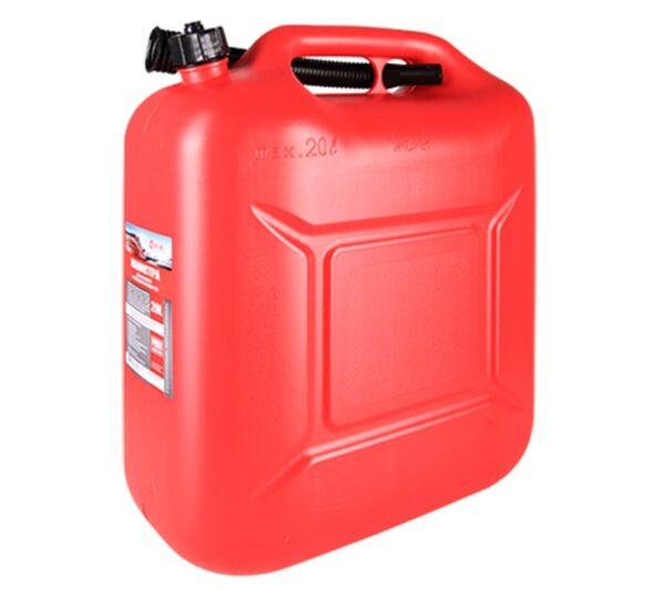 Канистра для топлива в комплекте с крышкой и лейкой 20л 3TON арт. 55299