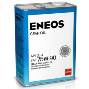 ENEOS GEAR 75w90 GL-4 Масло трансм. 4л арт. 880947-8942513