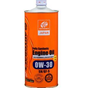 AUTOBACS ENGINE OIL FS 0W30 SN GF-5+РАО Моторное масло 1л арт. A01508397