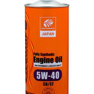 AUTOBACS ENGINE OIL FS 5W40 SN GF Моторное масло 1л арт. A01508403