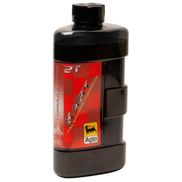 Масло моторное ENI KART 2T 1л синтетическое (12шт/кор) арт. ENIKART2T1